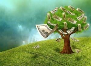 Kredit mit niedrigen Zinsen