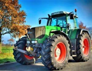 Kredit für Traktor